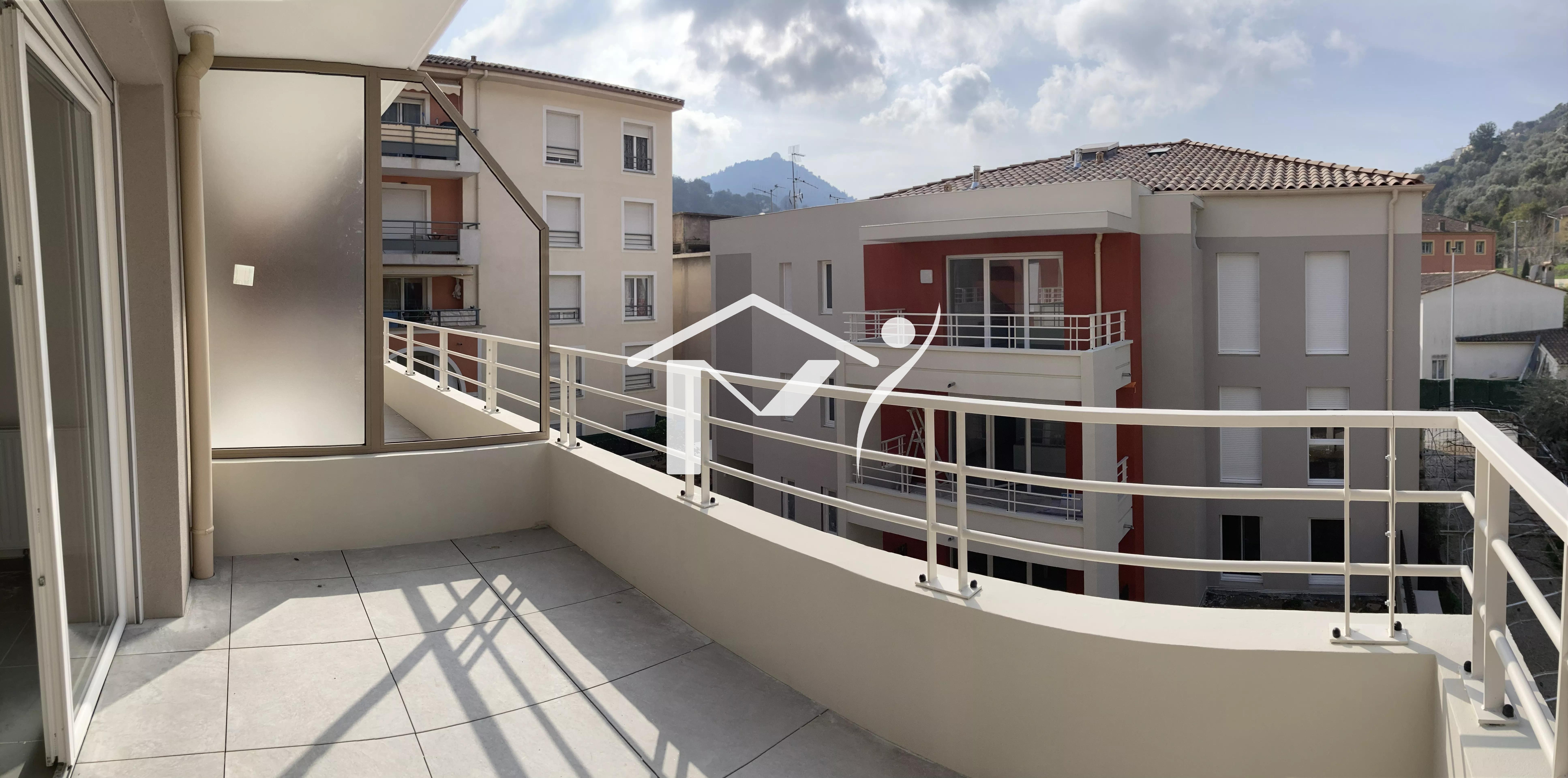 Beau 3 pièces NEUF,  terrasse + Garage - Frais de notaire offert*