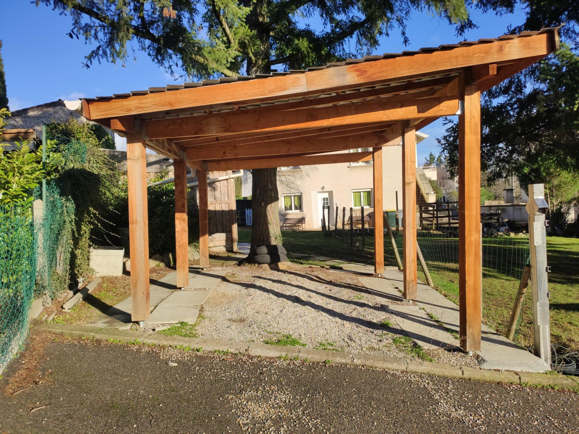 T4 de 103 m² + jardin 306 m²