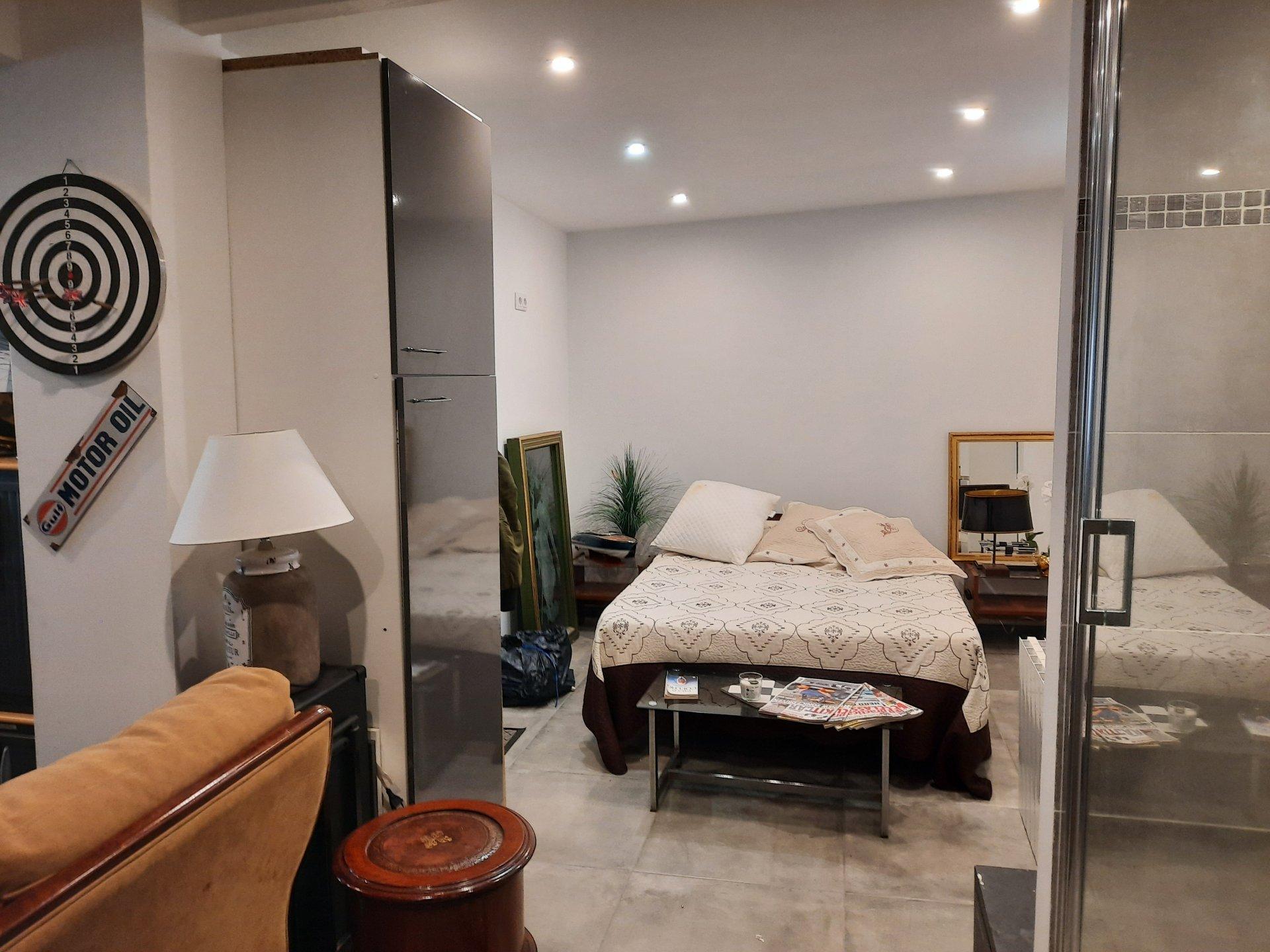 ATELIER/GARAGE 65 m² avec surélévation