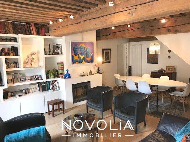 Achat Appartement Surface de 109 m², 4 pièces, Lyon 1er (69001)