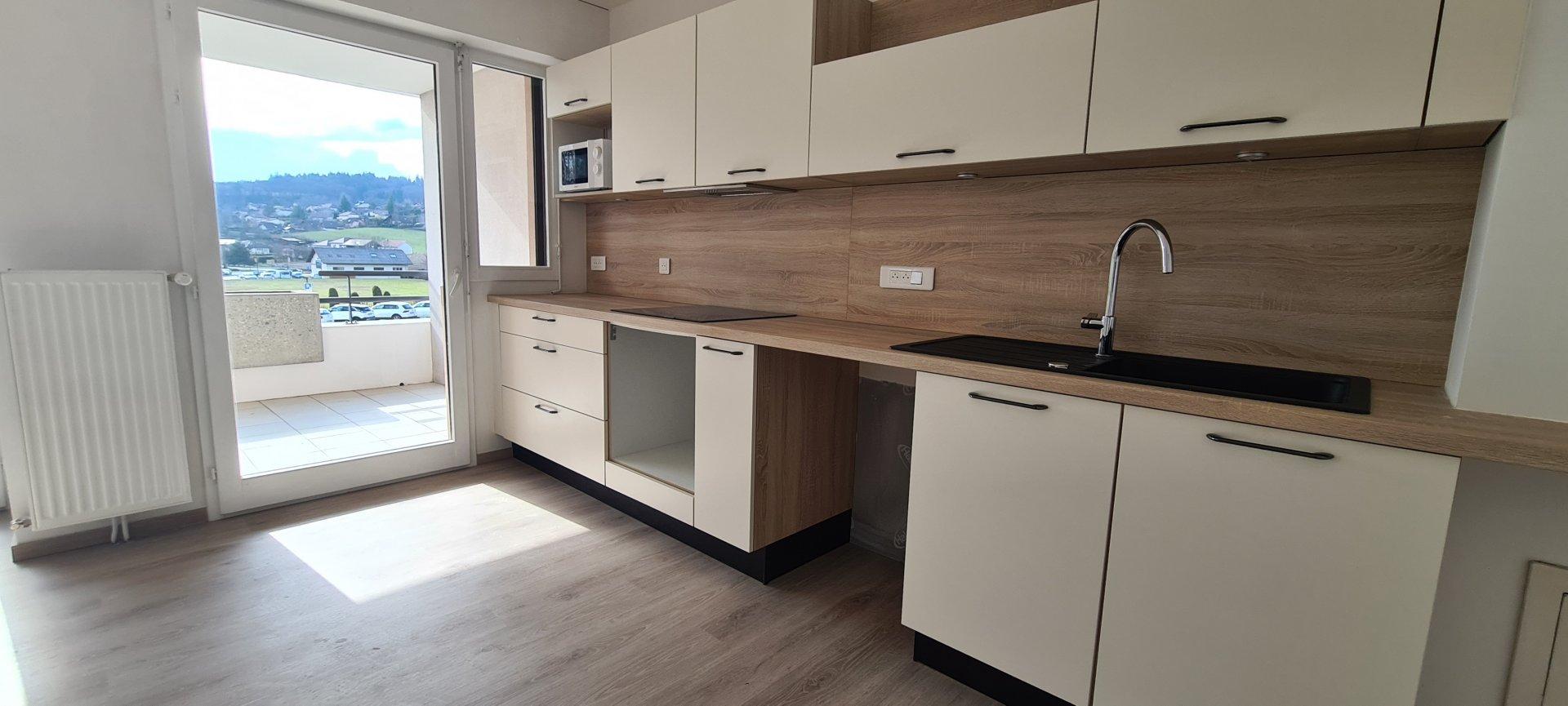 Sale Apartment - Poisy