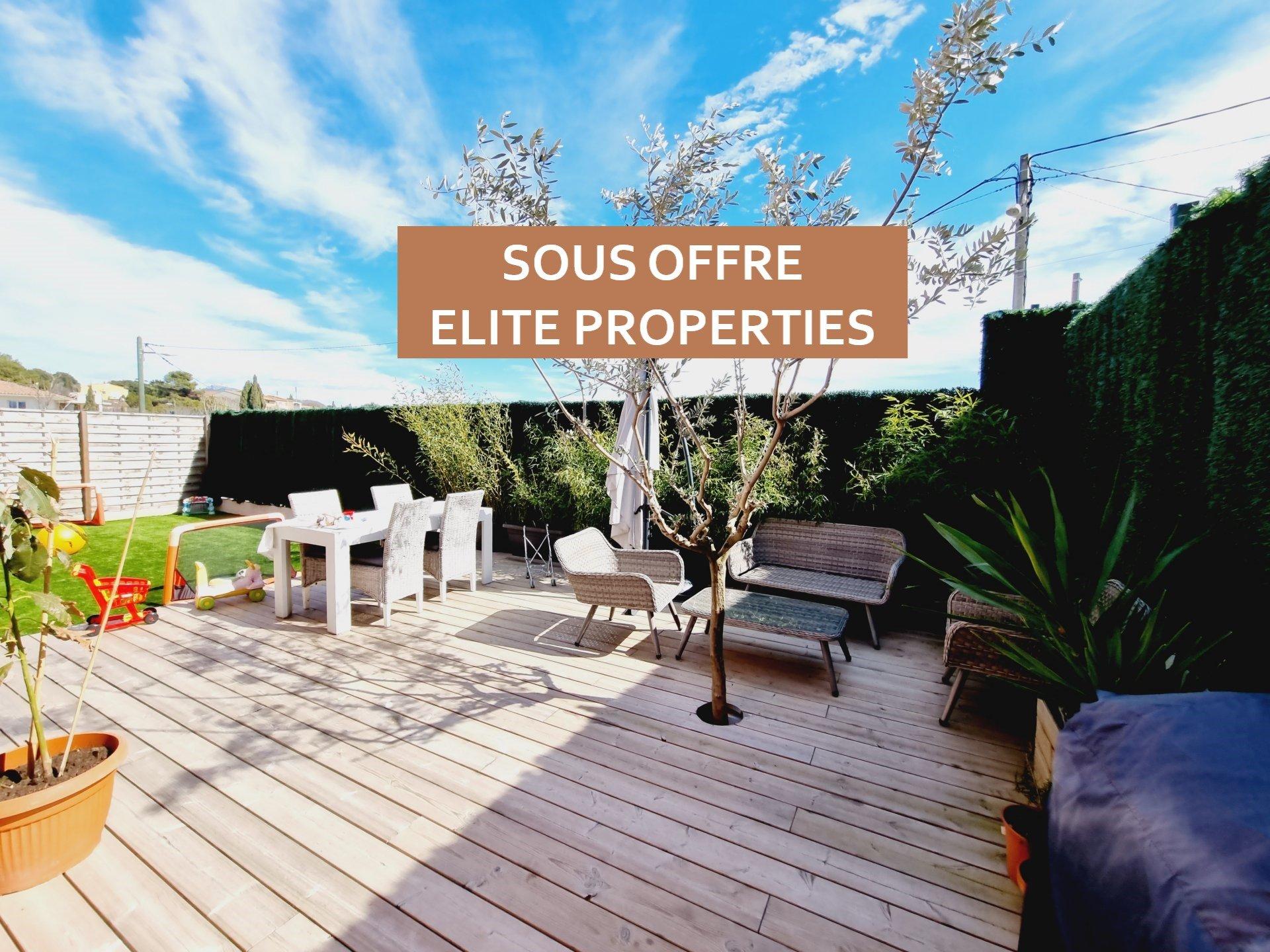 Vente villa individuelle 4P + Garage, Grasse Saint Jacques