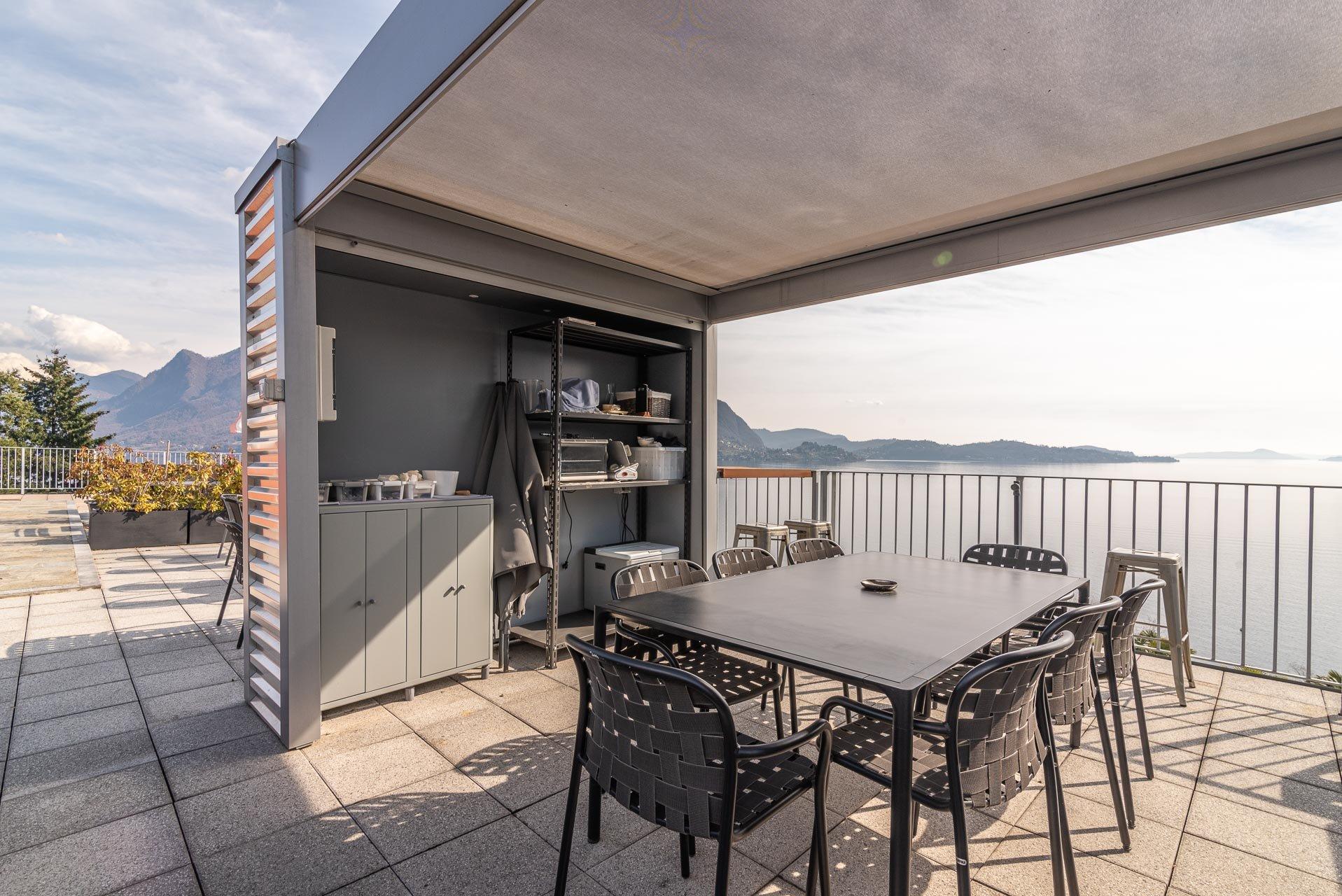 Vendita Loft Ristrutturato a Ghiffa Lago Maggiore