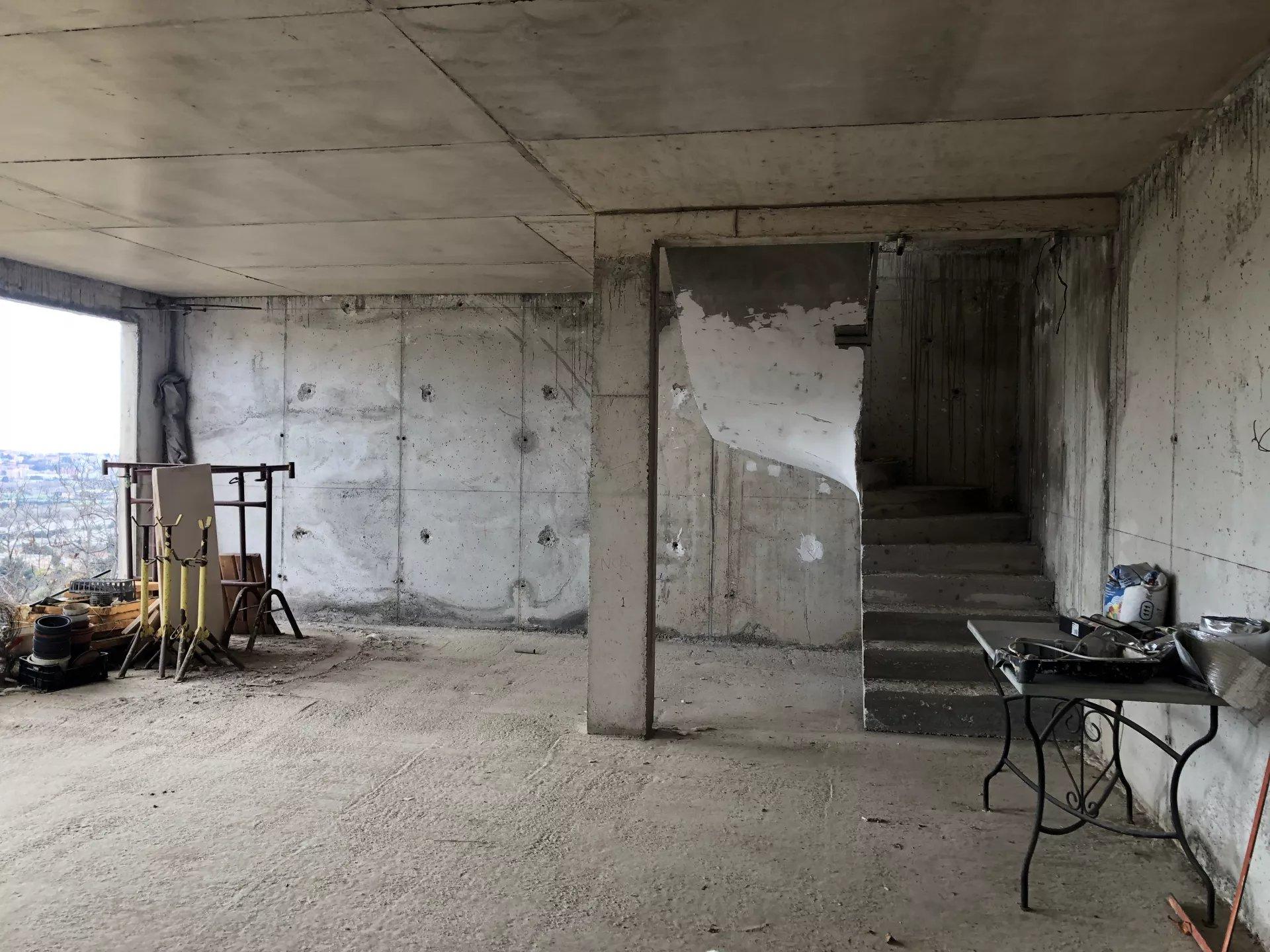 ST LAURENT DU VAR (06700) Maison-Construction nue- - PUGETS