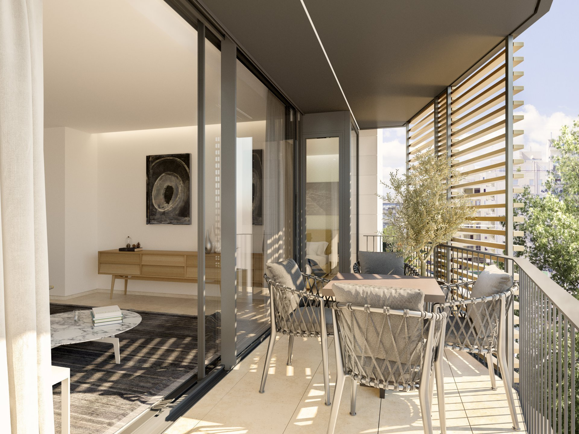 Exclusive apartments close to Palma Tennis.