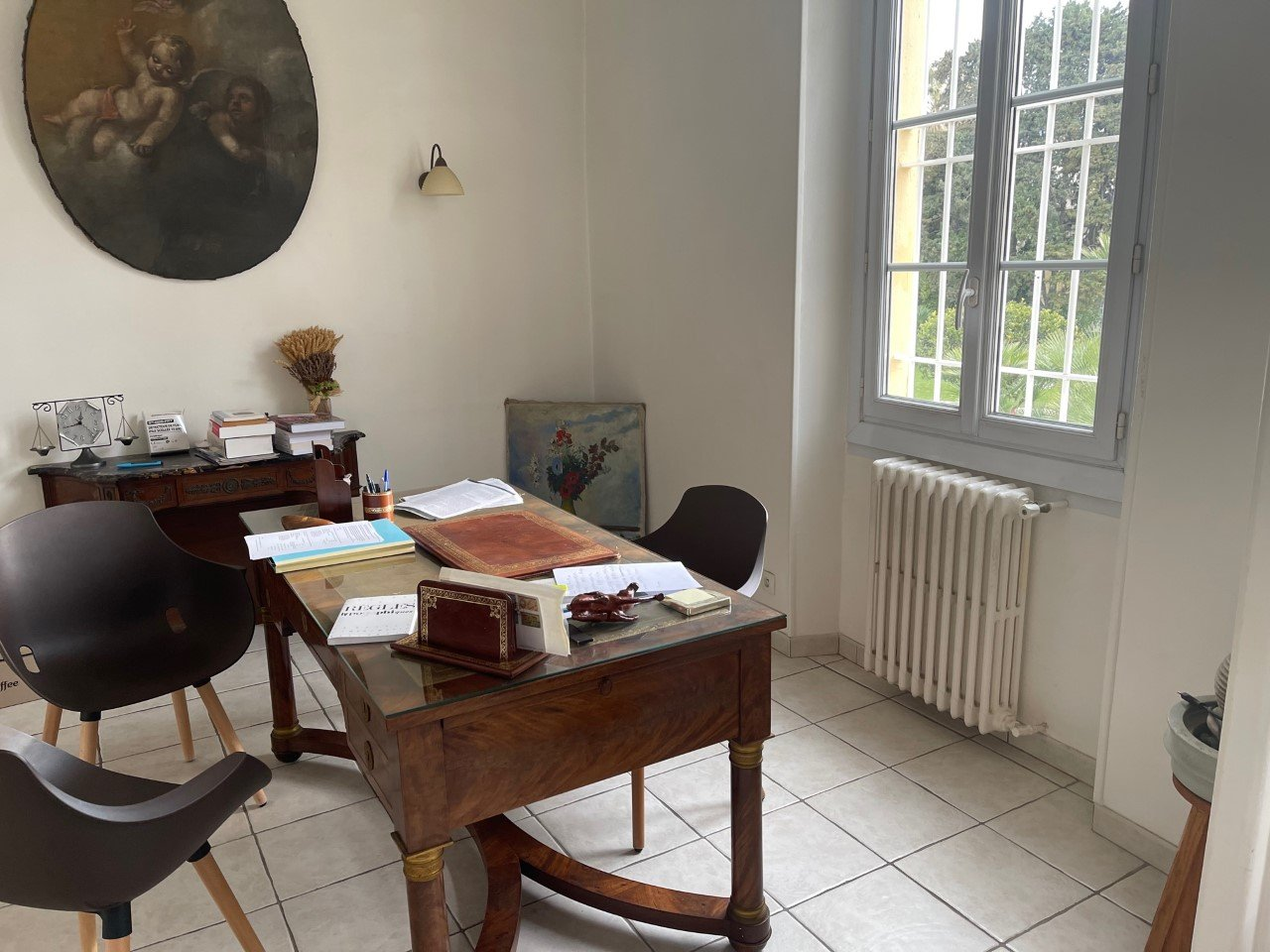 LOCATION -BUREAU - 74 m² - NICE CIMIEZ