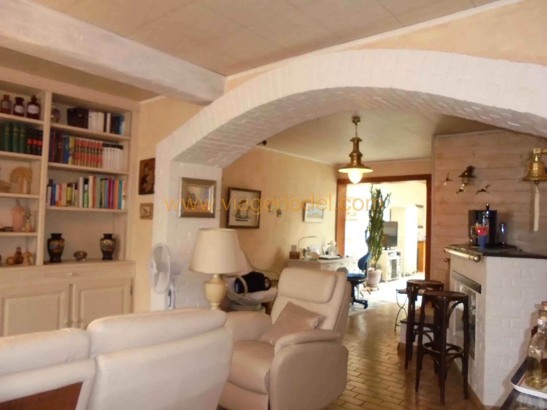 Ref. 8180 - SALE WITH RESERVE RIGHT OF USE AND HOUSING - NOEUX-LES-MINES (62)