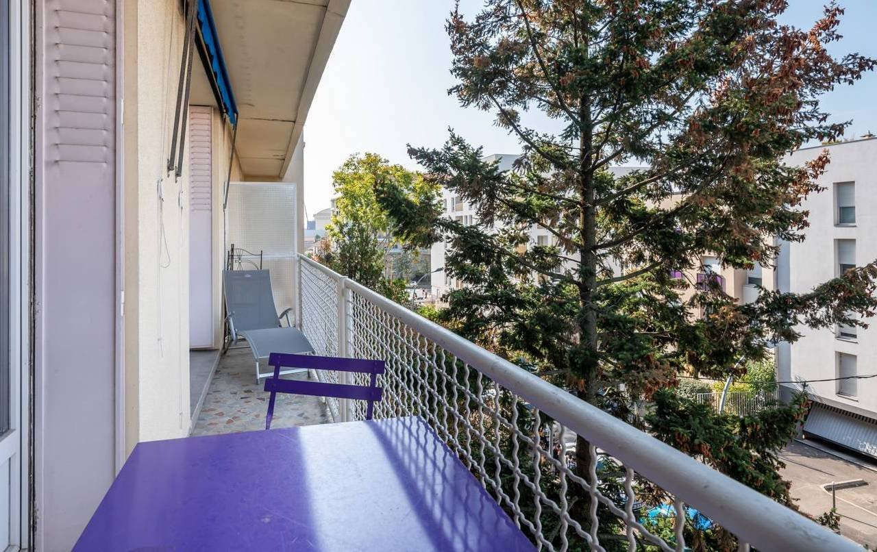 Sale Apartment - Villeurbanne Cusset