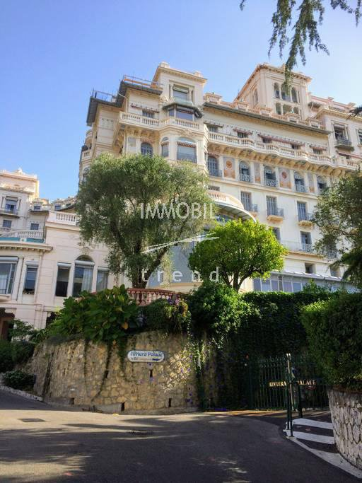 Real Estate Menton Riviera - Studio for sale.