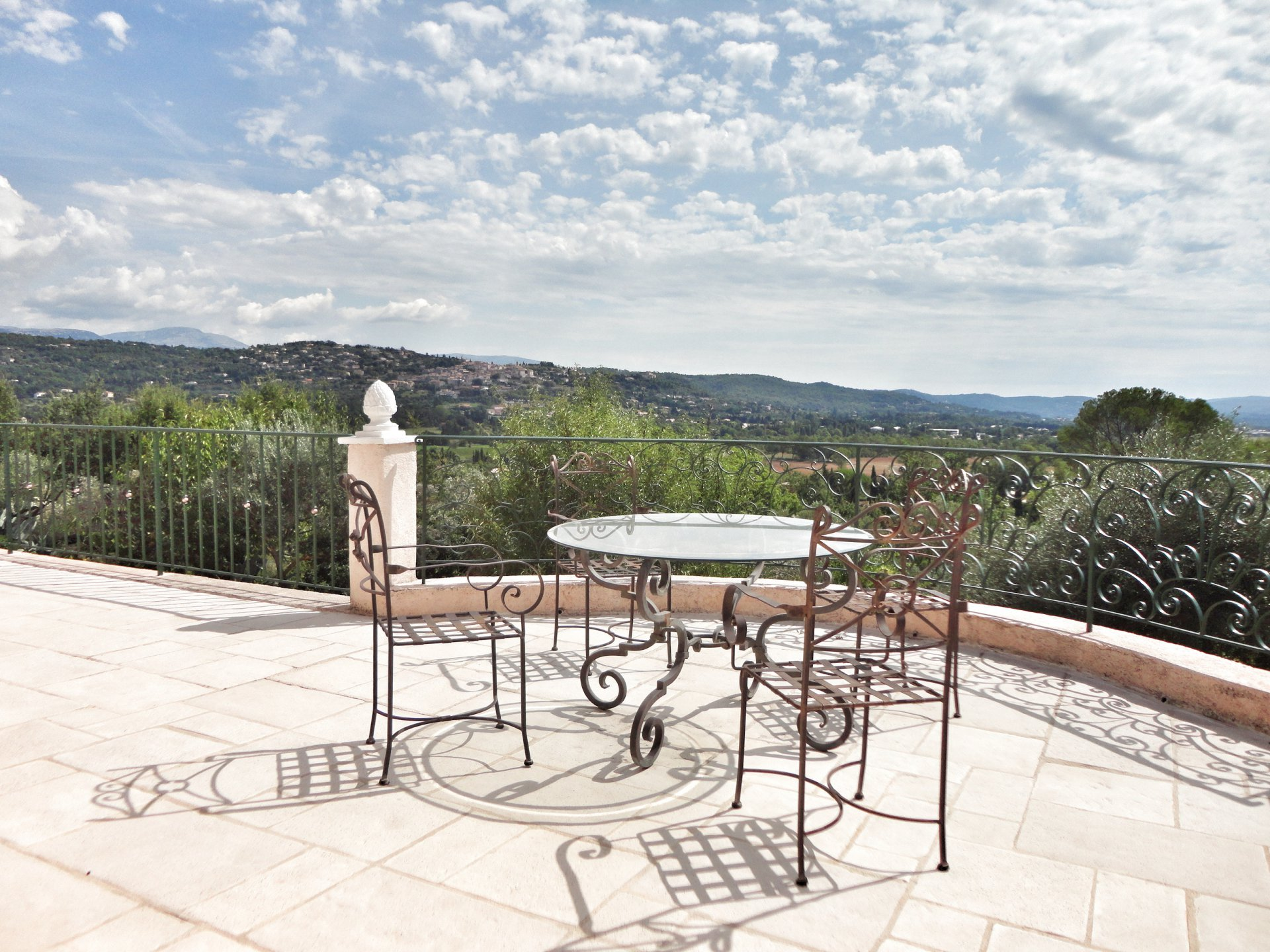 Fayence Villa with stunning view