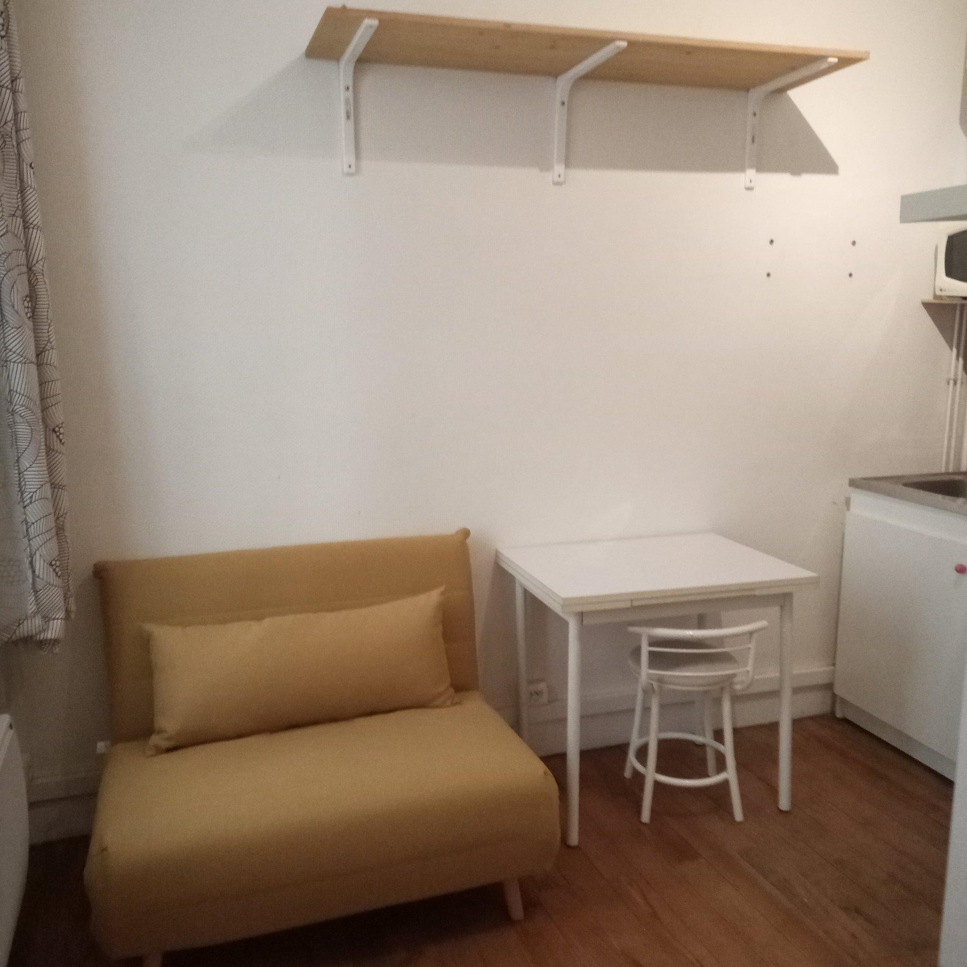 Studio meublé (Foch-Libération-Aigle)