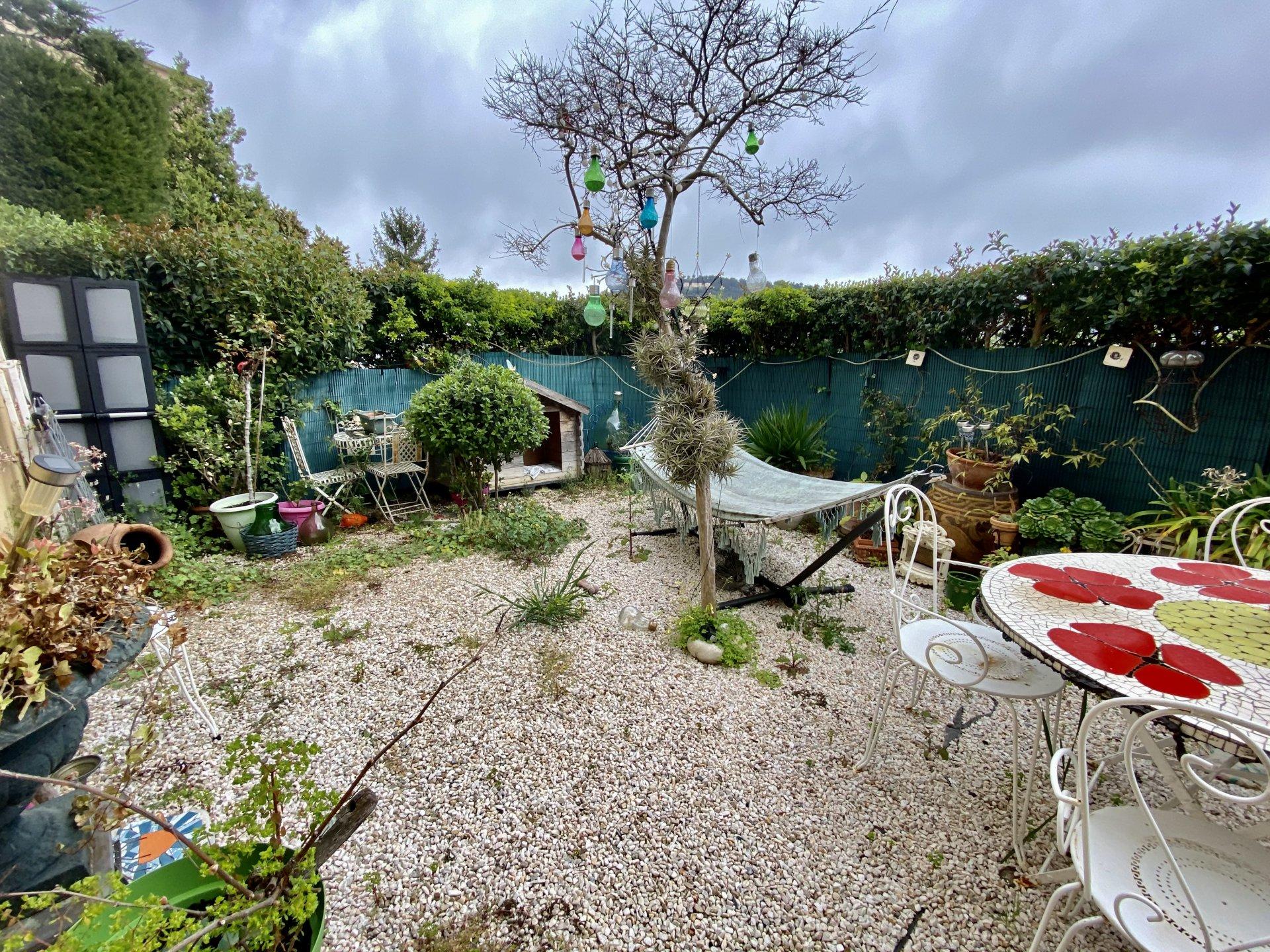 2 Pièces en rez-de-jardin, CIMIEZ