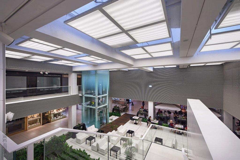 Vente appartement de luxe à Cannes, Le Gray D'Albion - 2 pièces avec terrasse
