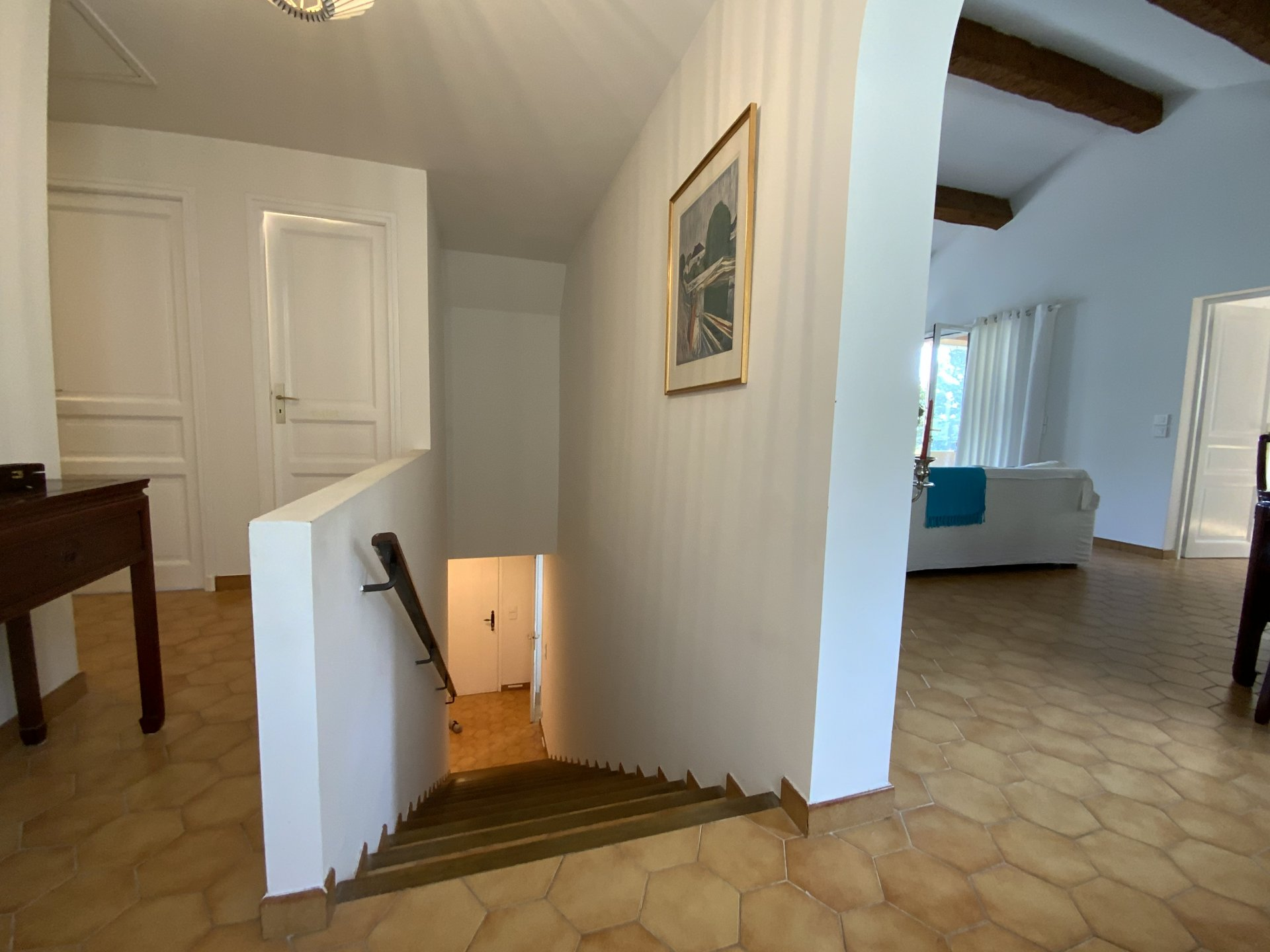 RENOVATED VILLA WITH SWIMMING POOL - 5 BEDROOMS - PANORAMIC VIEW