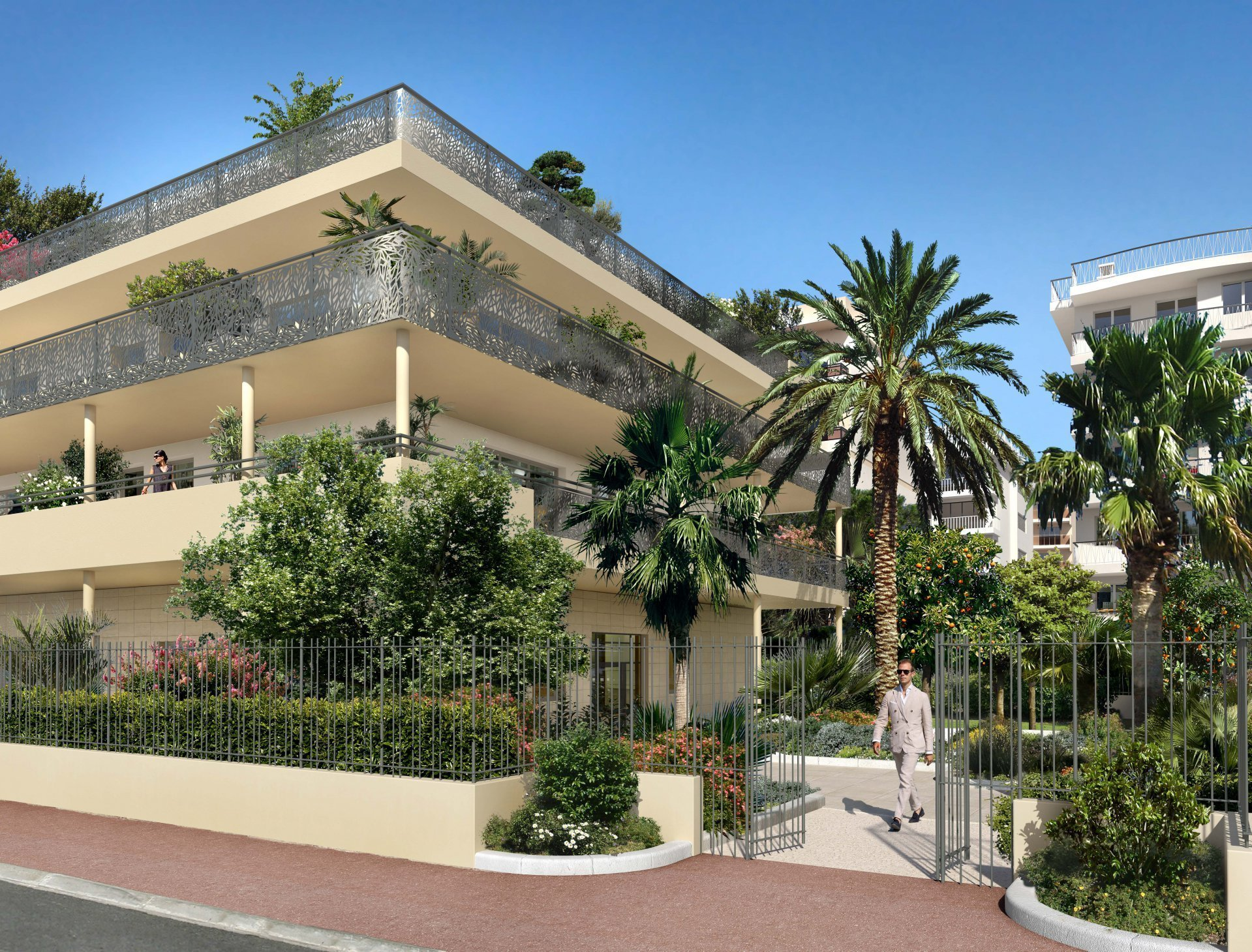 Cannes Palm Beach - 2 bedroom apartment in Unique New Build opportunity!