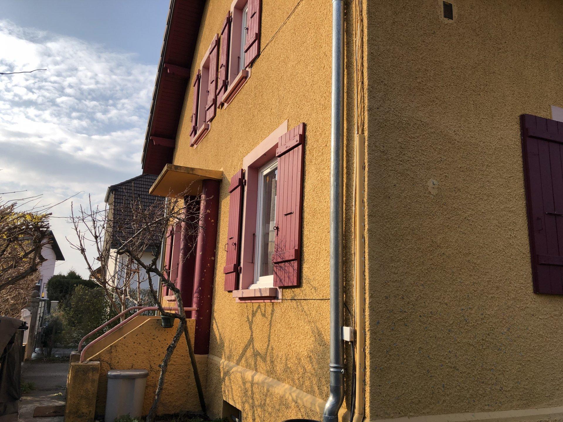 T3 dans maison avec jardin privatif Ville la Grand