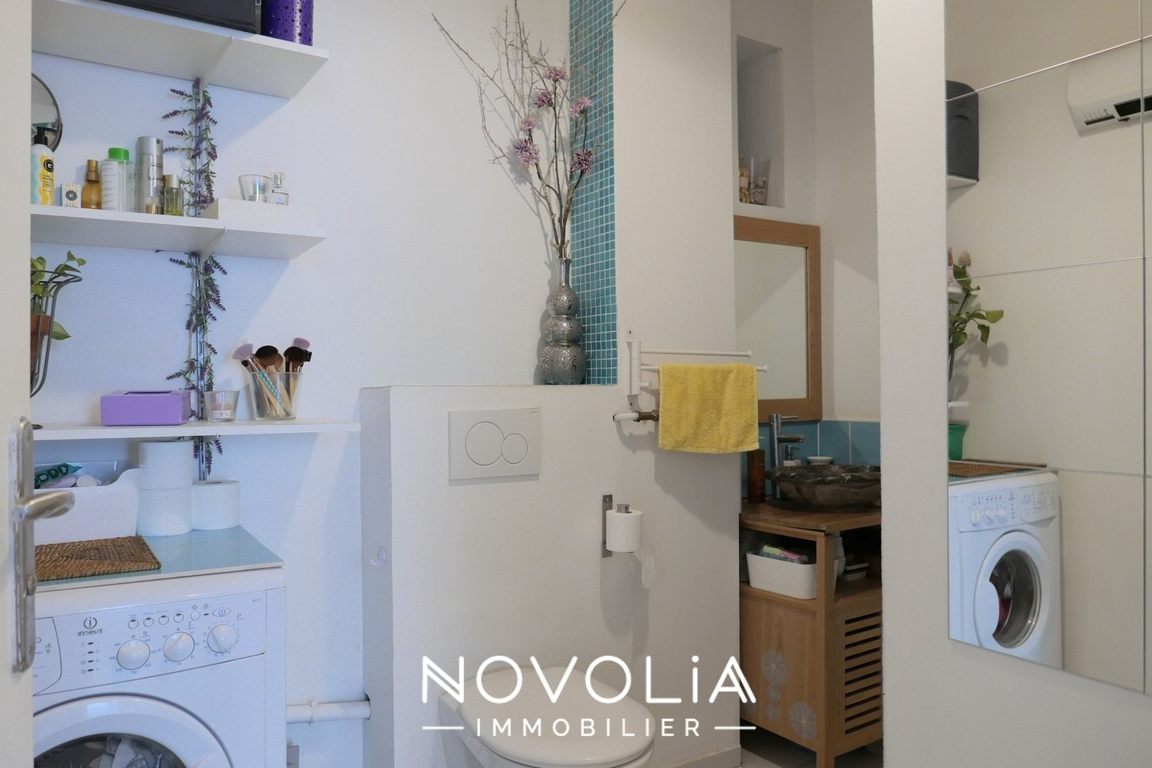 Achat Appartement, Surface de 47.48 m²/ Total carrez : 47.48 m², 2 pièces, Villeurbanne (69100)