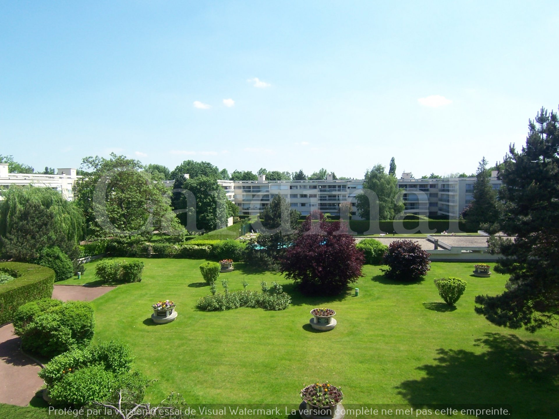 Appartement 4 chambres - Terrasses S/O