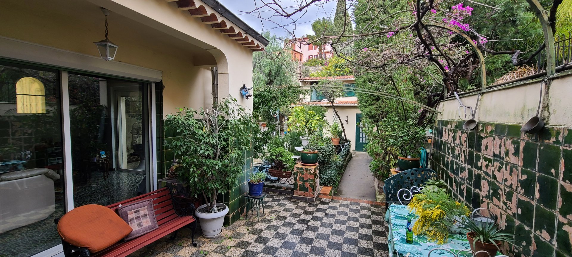 Rare Maison avec beau jardin au Suquet