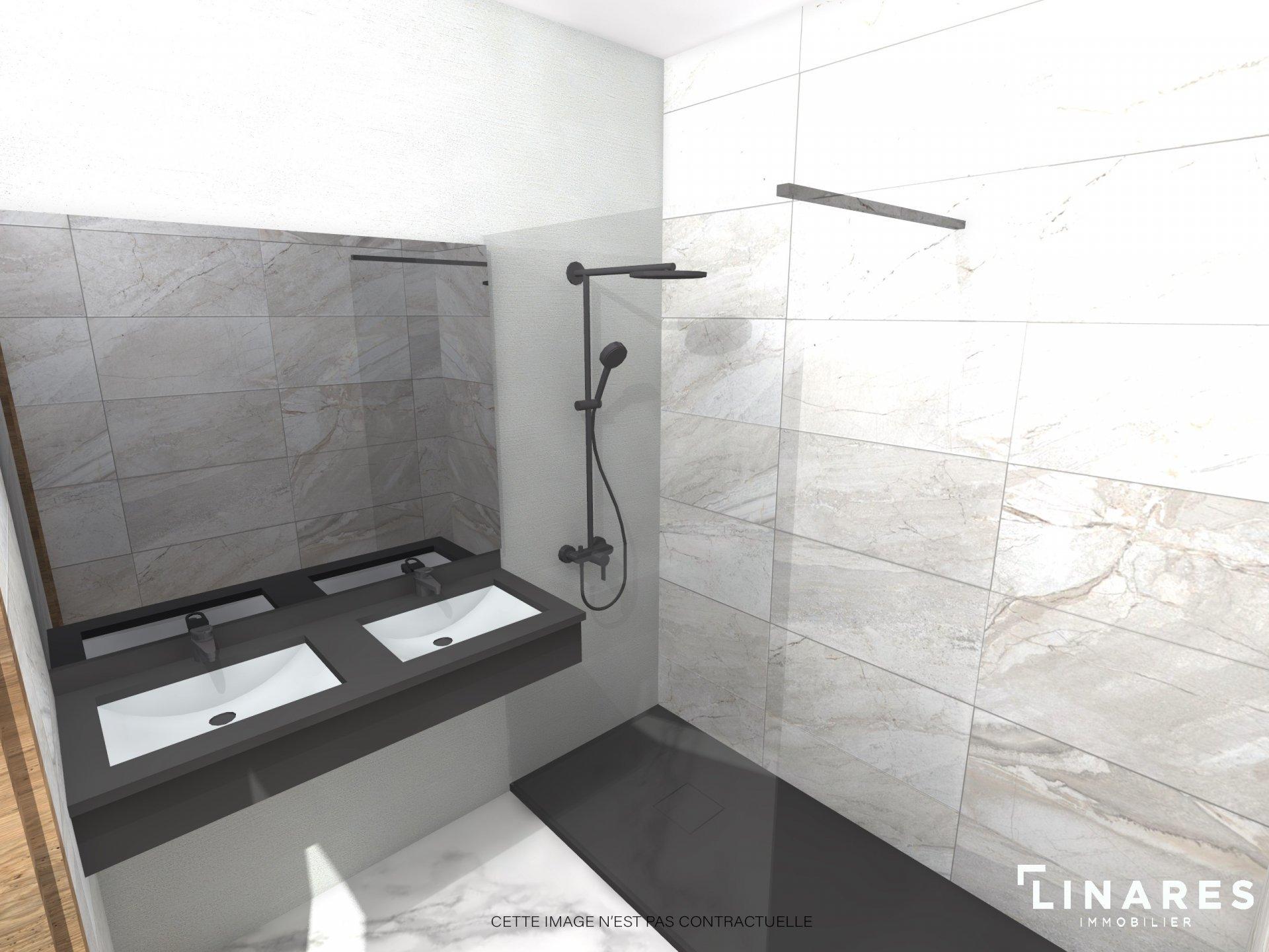 CHEZ ETIENNE - Appartement de type 3 de 70 m2 Marseille 13002