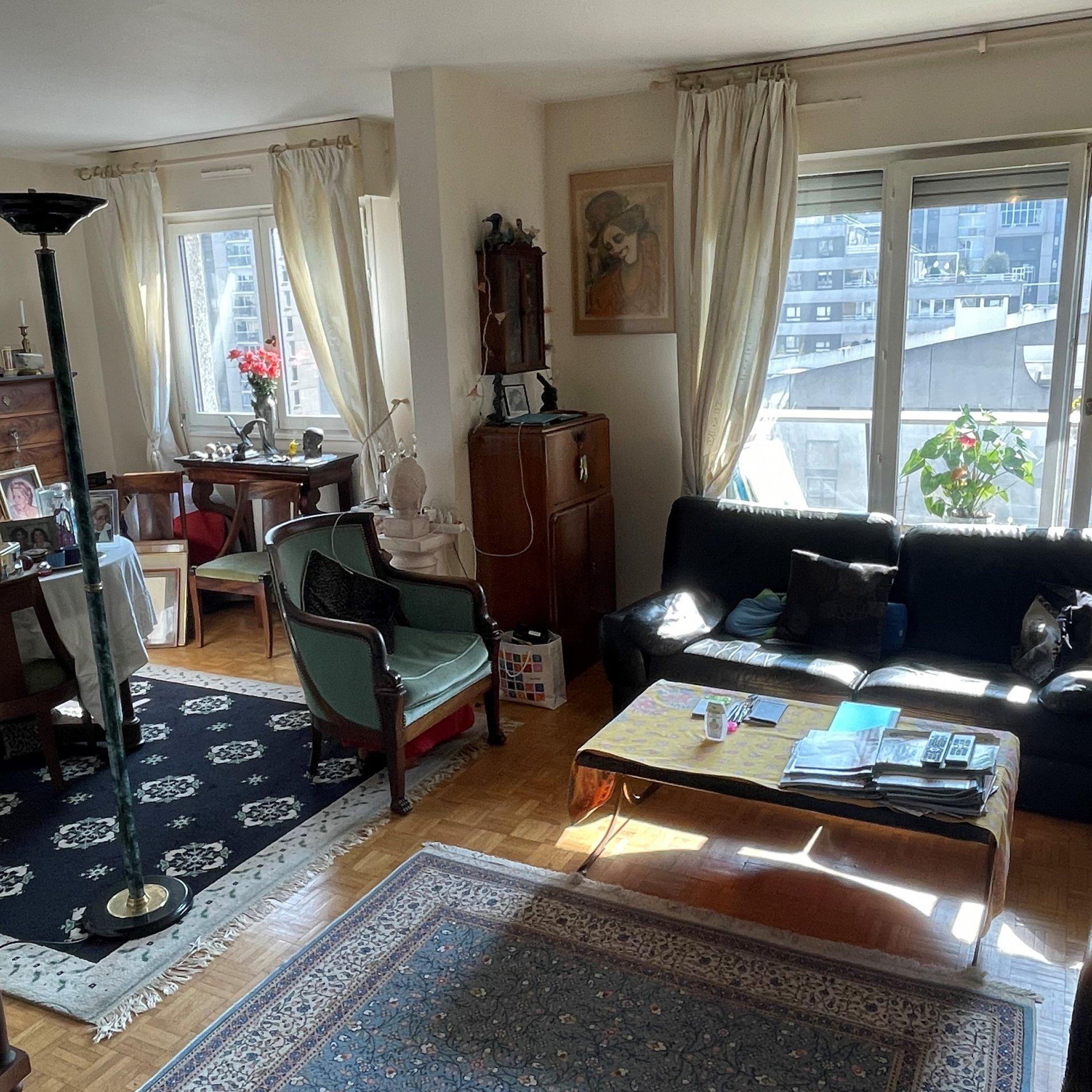 Sale Apartment - Boulogne-Billancourt Billancourt–Rives de Seine