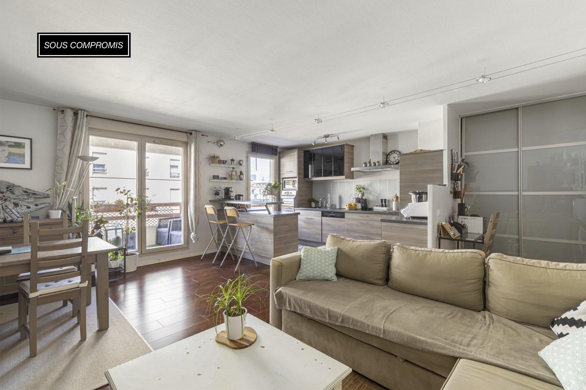 Sale Apartment - Lyon 3ème La Buire