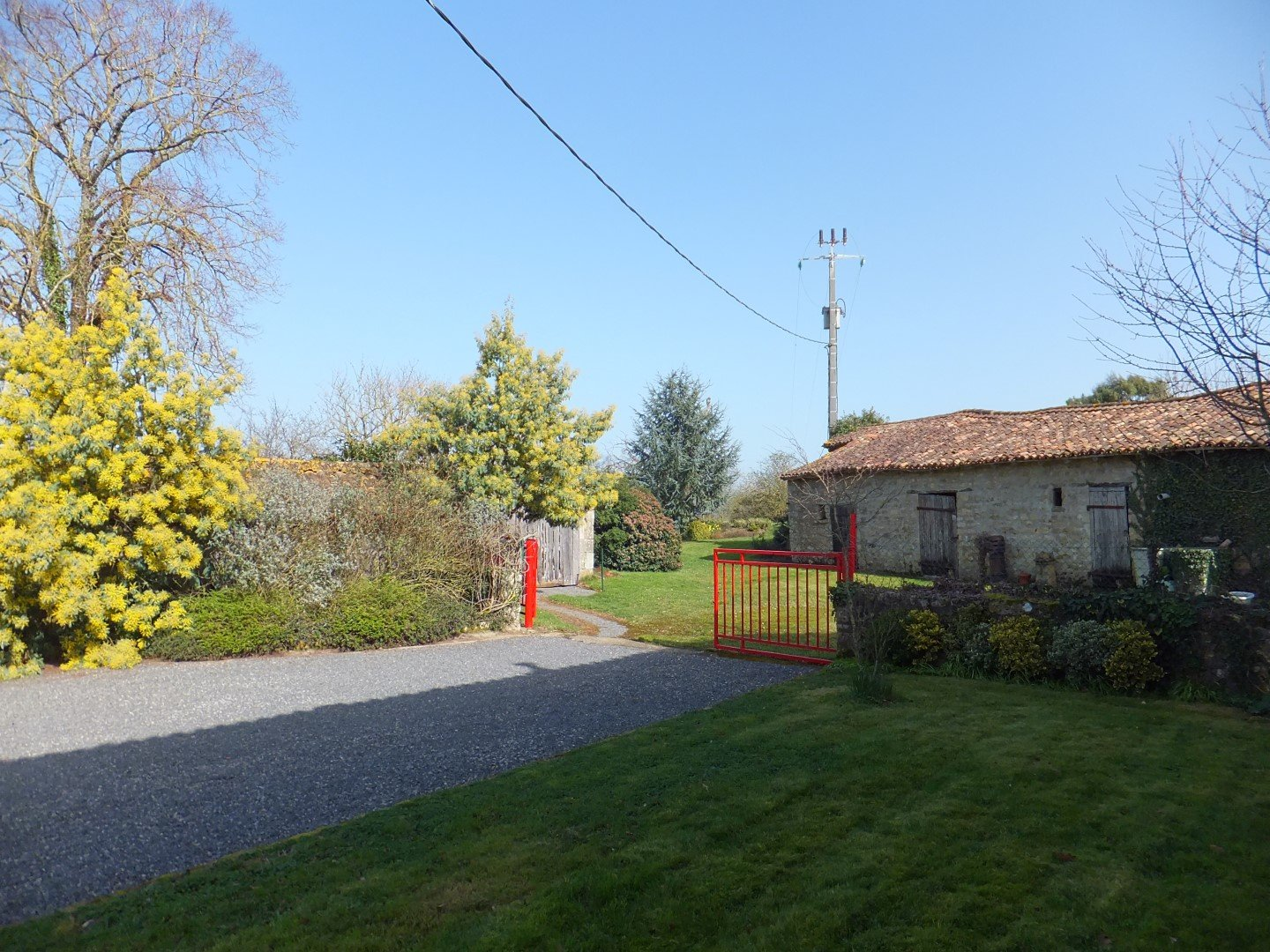 Detached house for sale in the Vienne, Poitou-Charentes