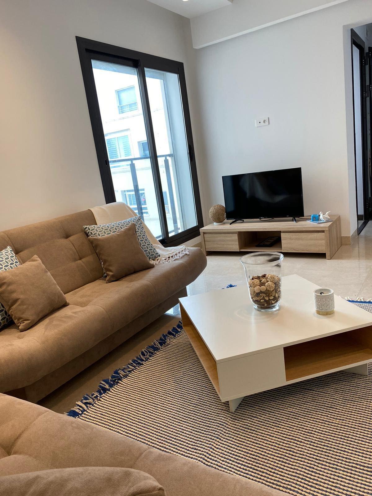 Location Appartement S+1 meublé au Lac 2.