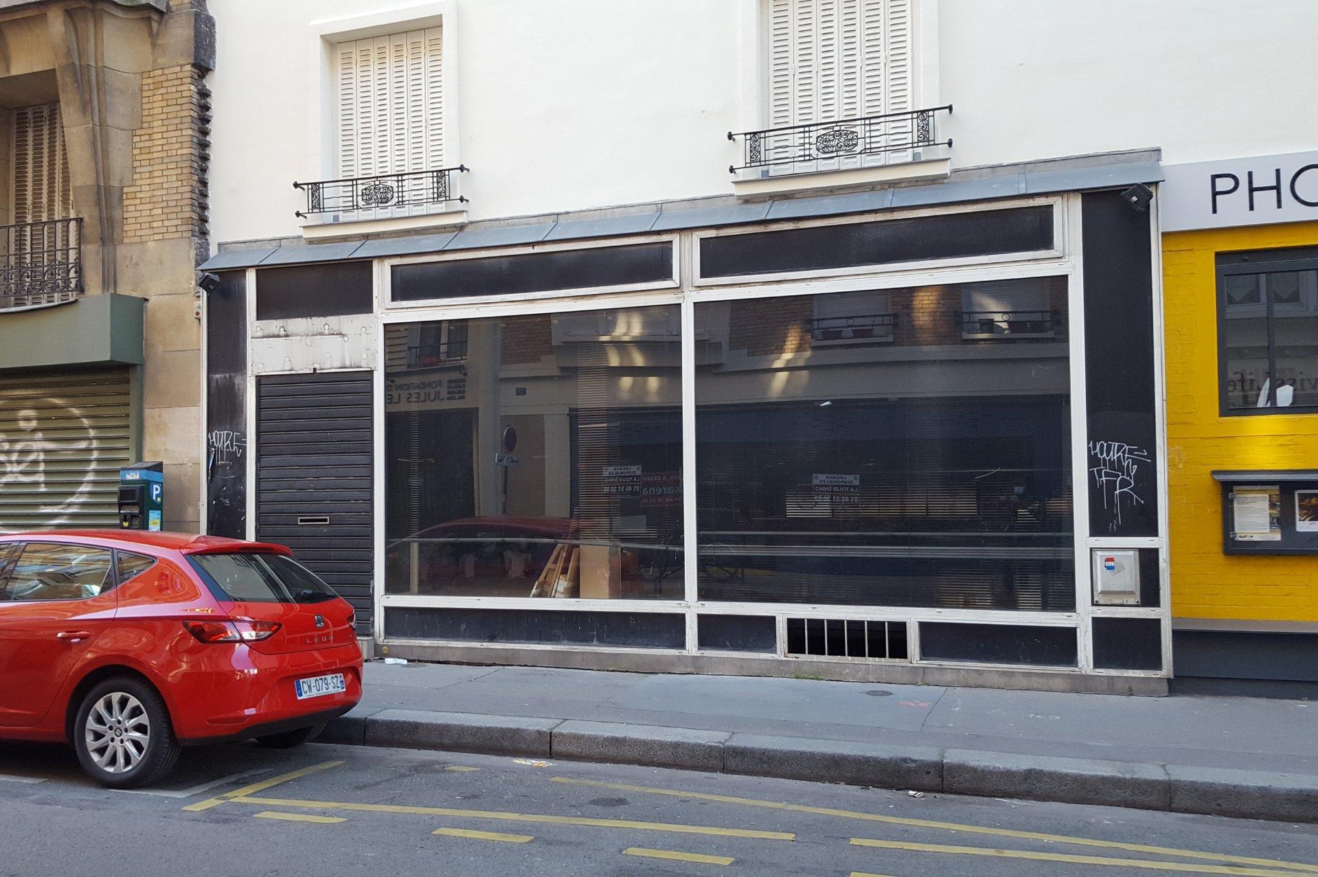 Location pure commerce- Paris 14 - Quartier Daguerre