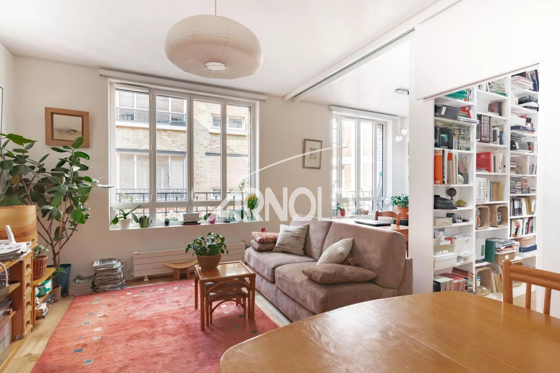 PARIS 18 - PROXIMITE GUY MOQUET – Rue Marcadet