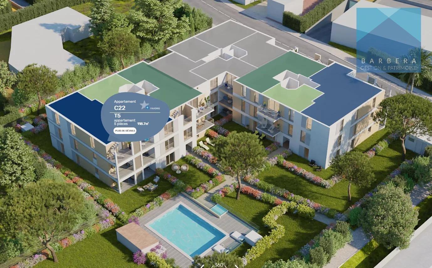 Programme appartement 119 m²