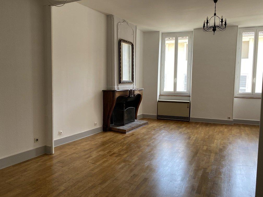 Appartement T3 au centre de Saint-Marcellin