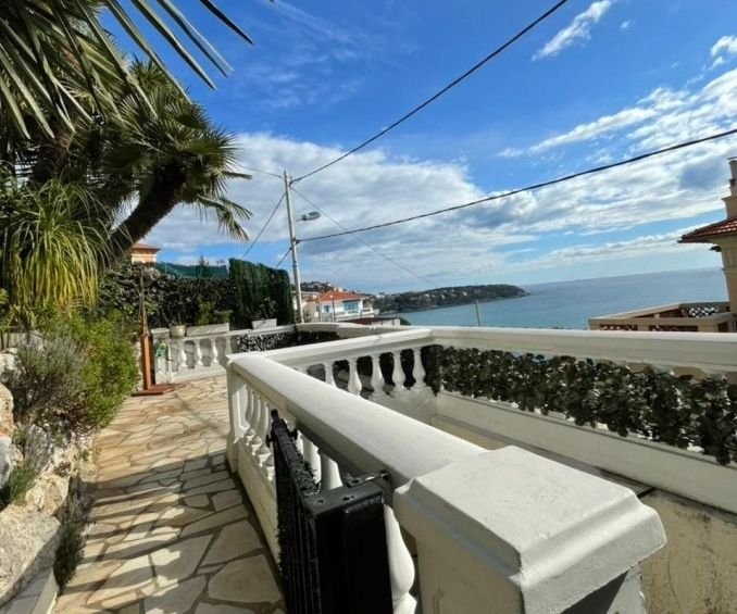 Roquebrune Cap Martin - Charming house with sea view close to Monaco