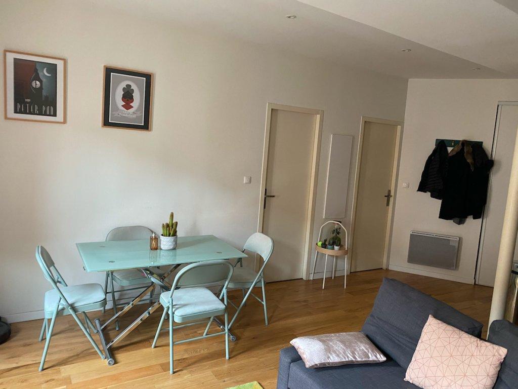 Appartement T2 de 45m2 - Compans-Caffarelli