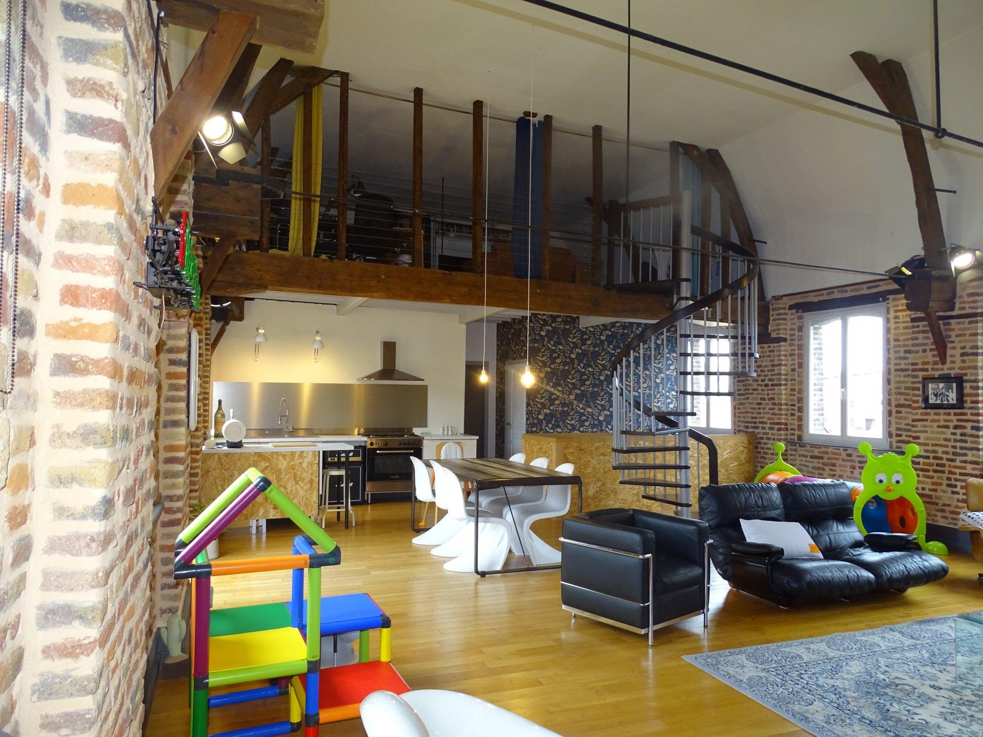 Aire-sur-la-Lys Maison/Loft
