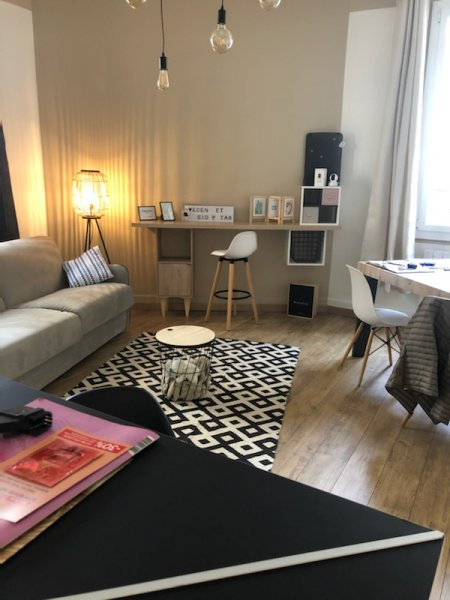Vente Appartement - Nice Saint Roch