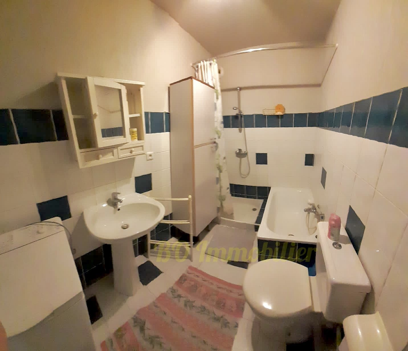 Maison individuelle composée de 2 appartements terrain 2800m²