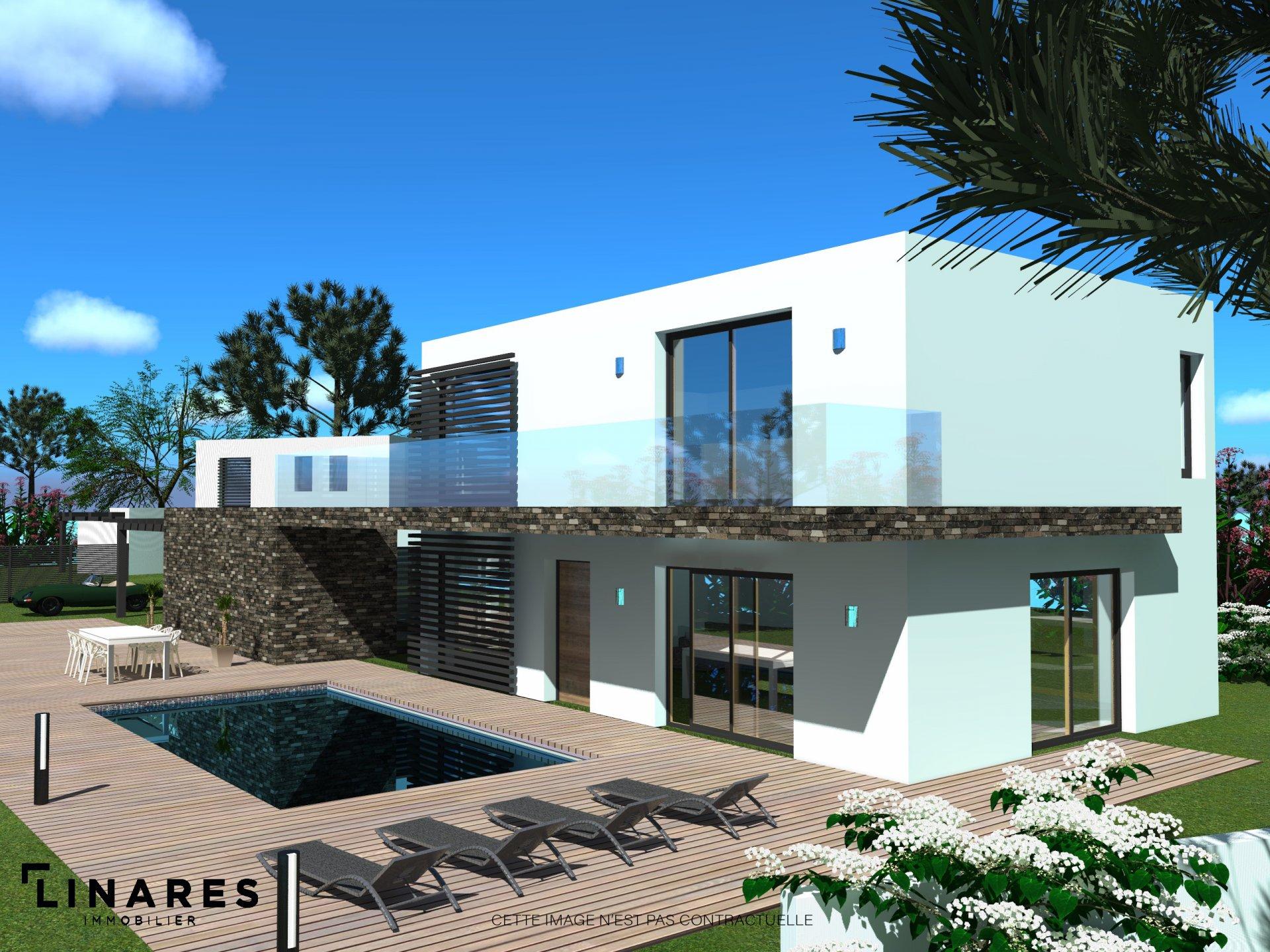 L'ARCHI-BEL DU 12ème  - Villa T4/5 de 170m2 avec jardin et piscine 130012