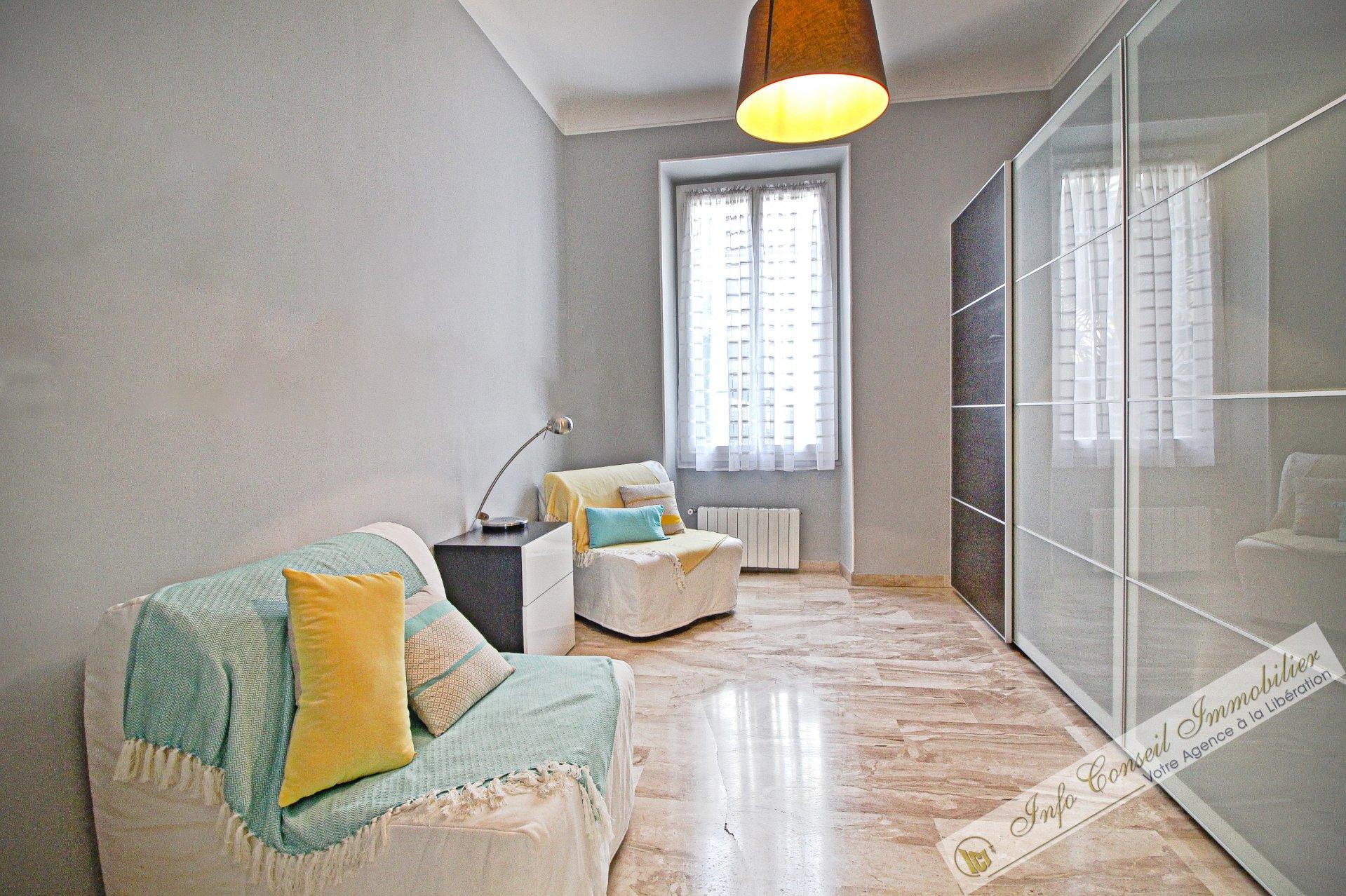 LIBERATION - Bel Immeuble - 3/4P - 95 m² - TBE - 365.000 €