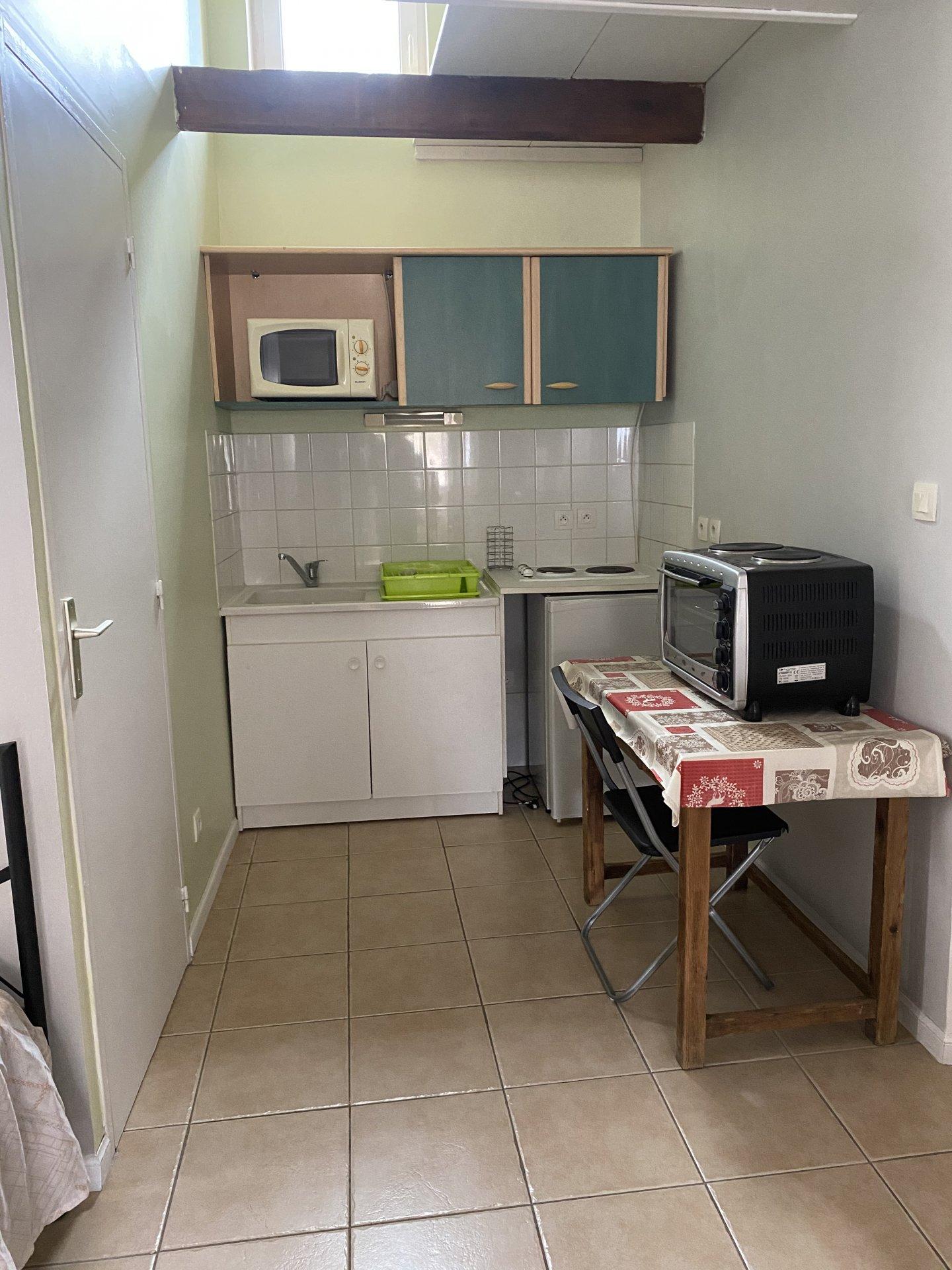 Appartement type studio