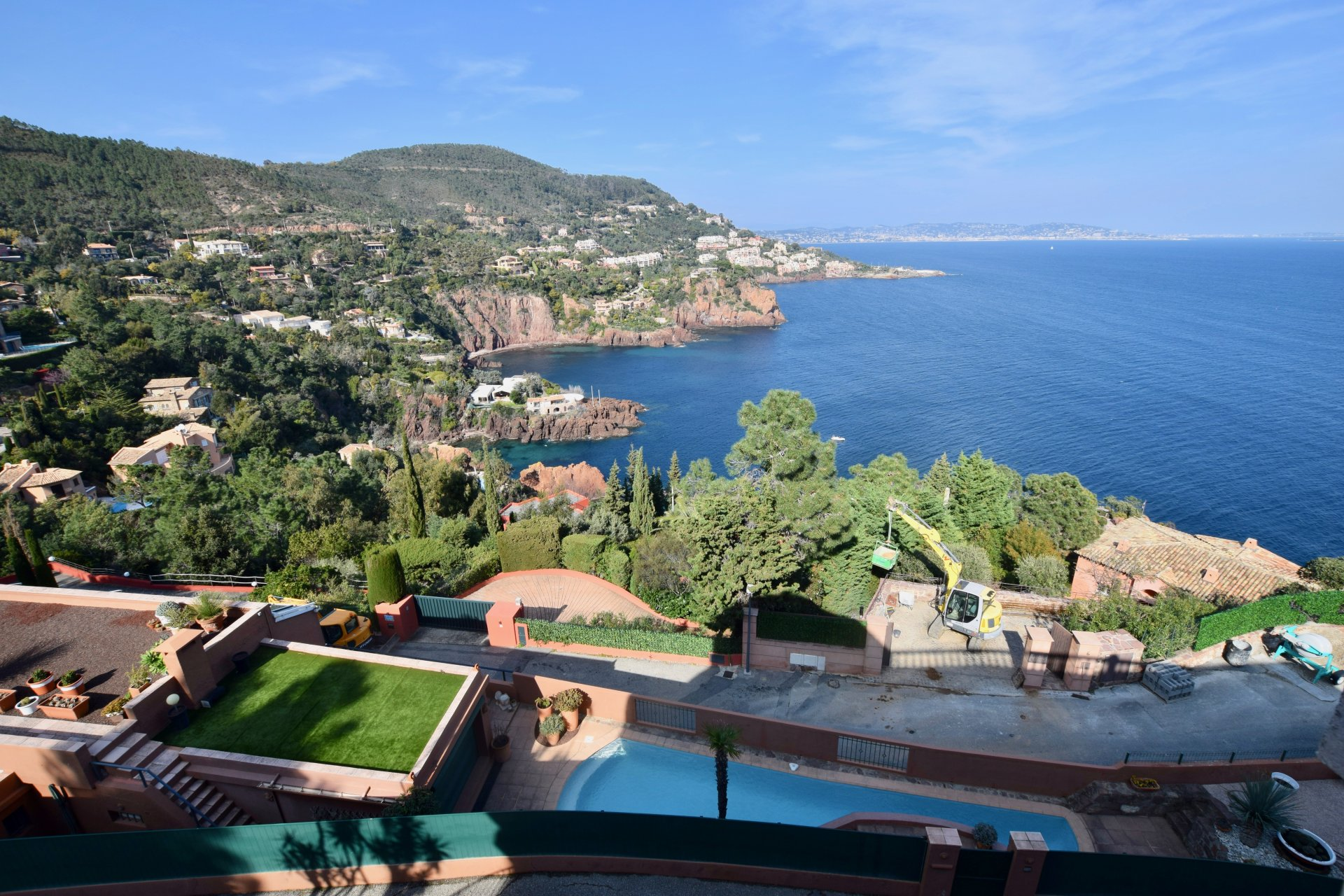 Magnificent 300 m² duplex with panoramic sea view 9 rooms 6 bedrooms