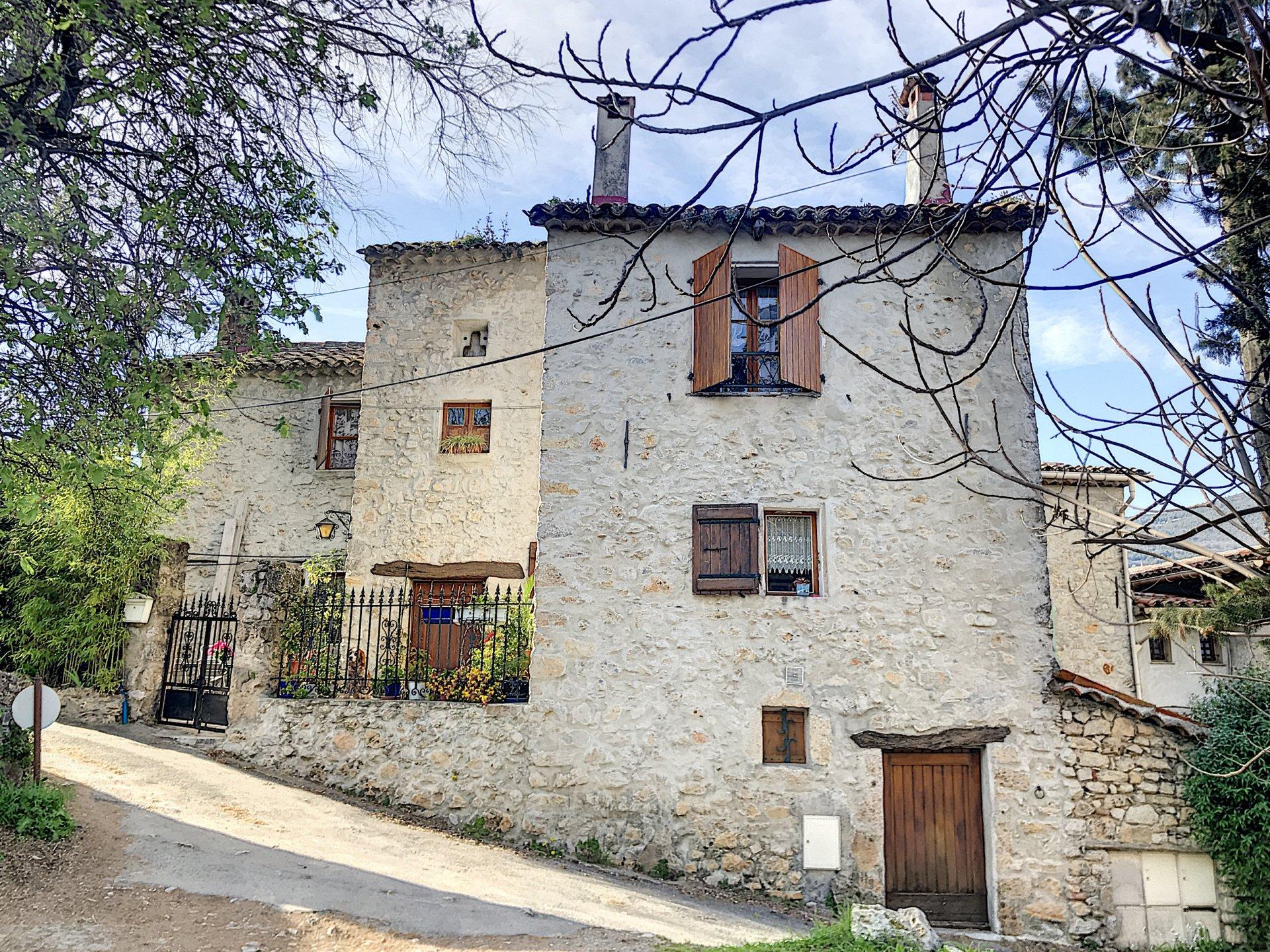 Sale Village house - Grasse Les Aspres