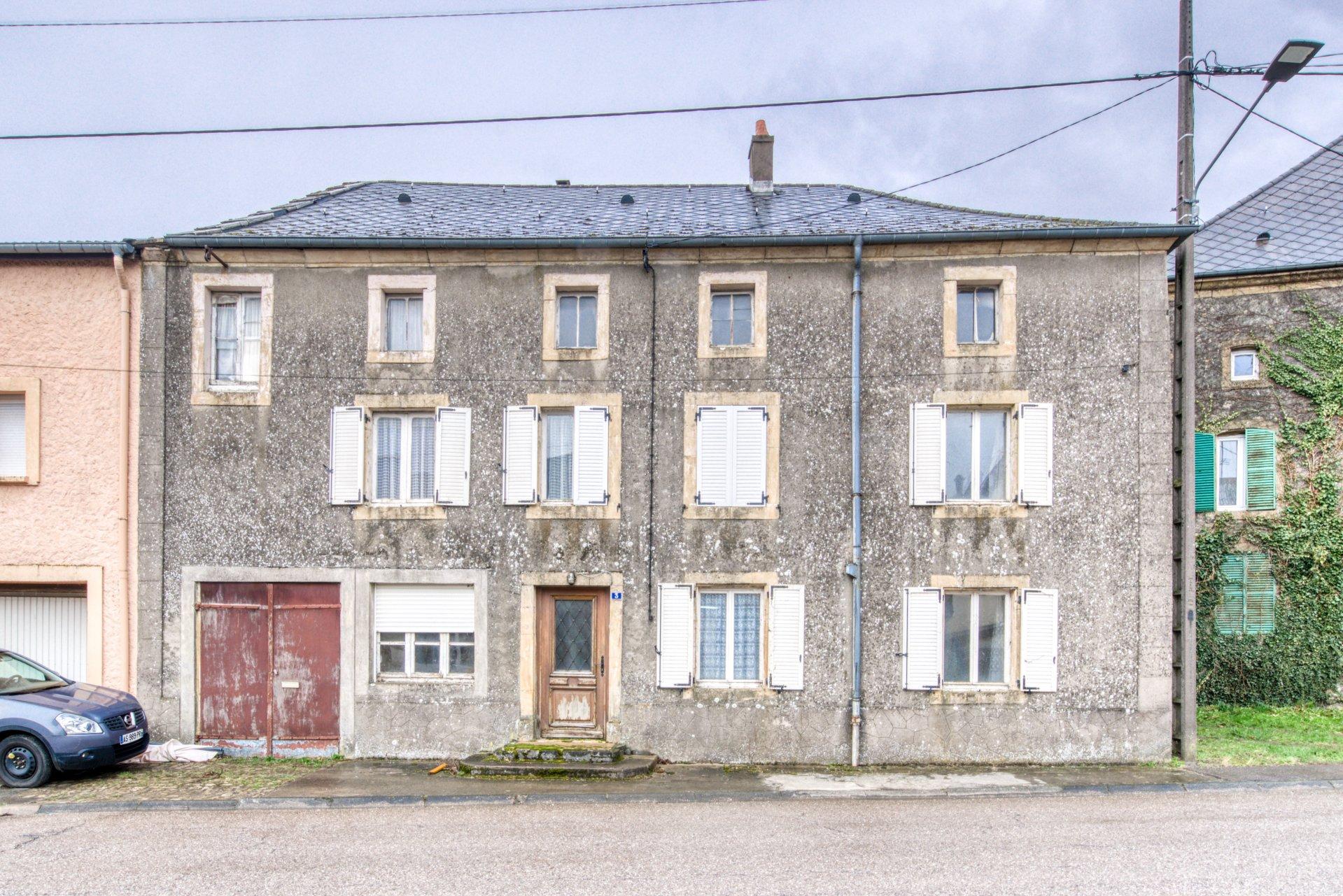 Vente Maison de village - Fillières