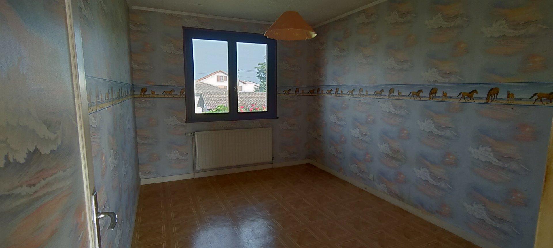 Maison Type 3 sur sous-sol complet