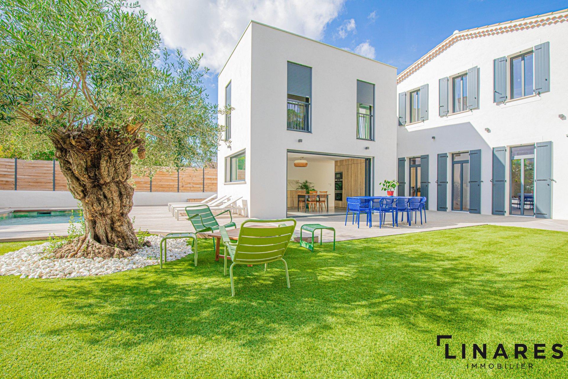 Sale Villa - Marseille 12ème Montolivet