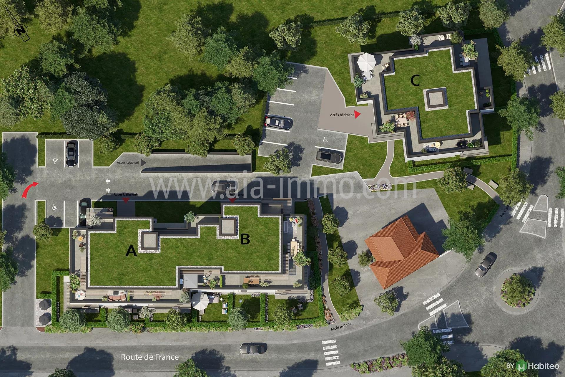 Development Apartment - Veigy-Foncenex