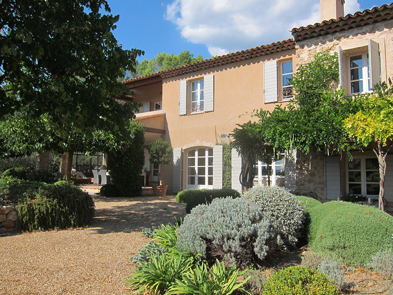 LUXURY PROVENCAL PROPERTY 380m2 2 H. OLIVE TREES VINES