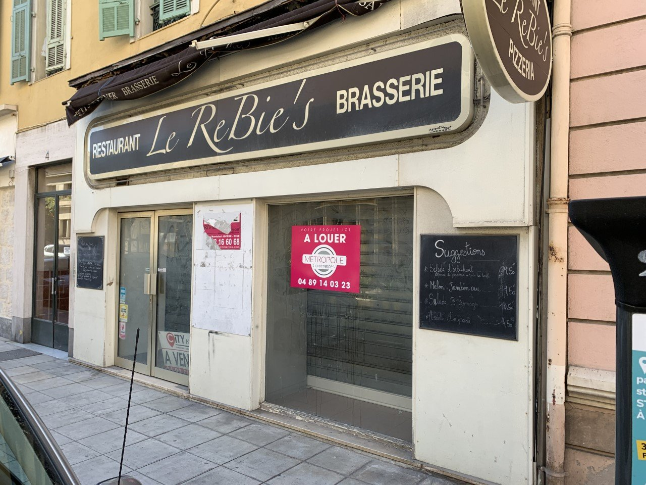 LOCATION PURE - 66 m² - NICE QUARTIER CARABACEL