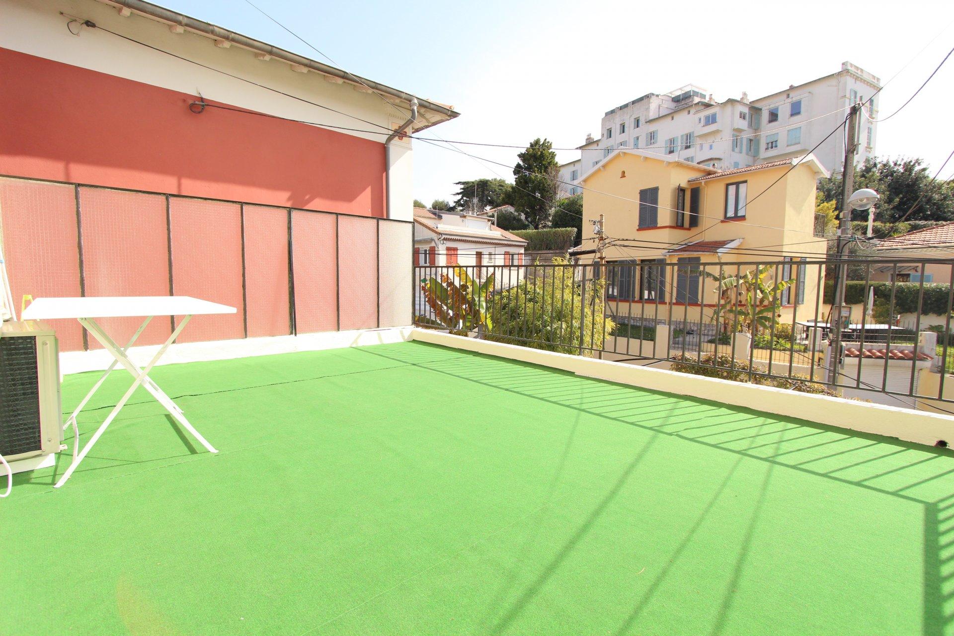 3 P - Pessicart - Terrasse