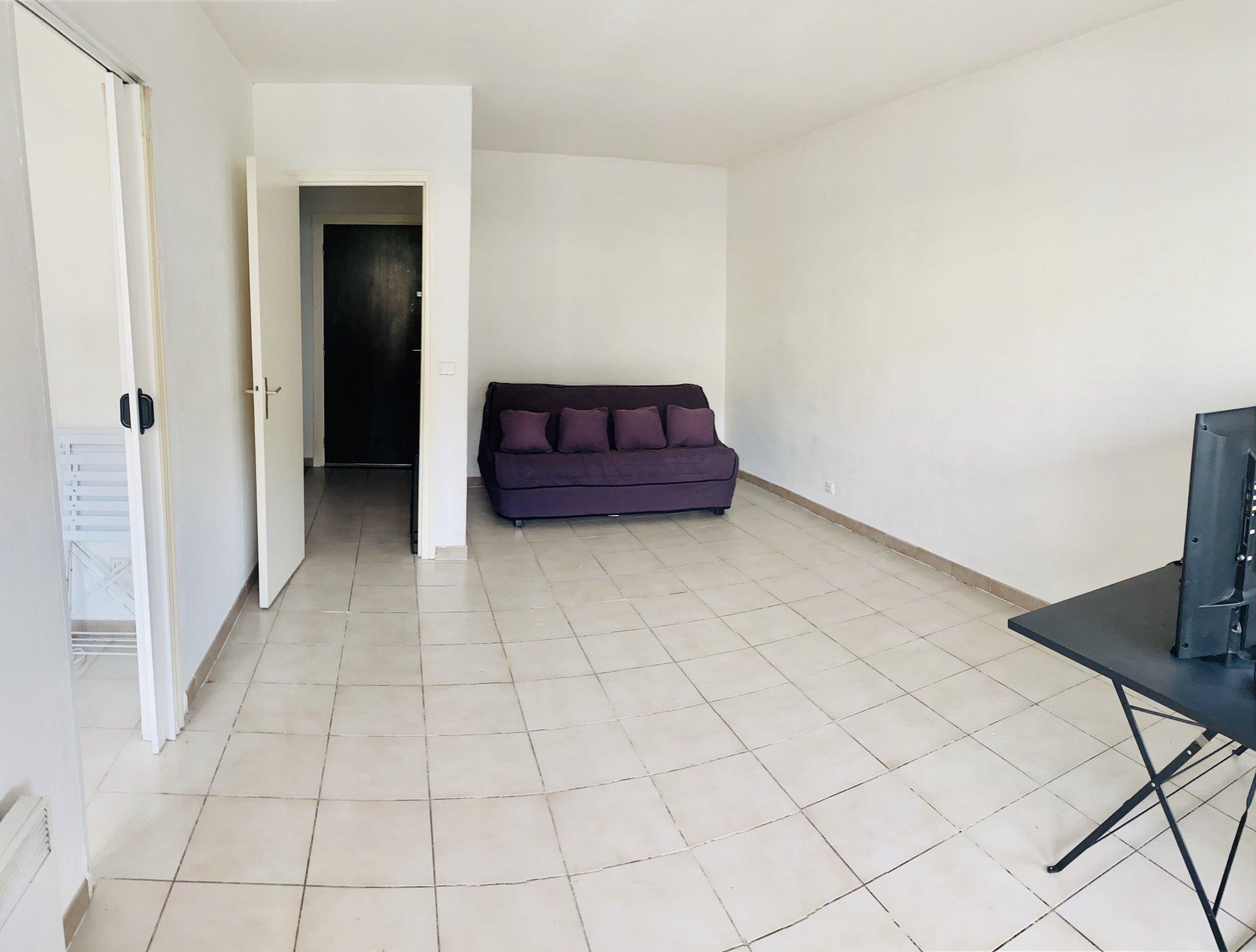 VENTE STUDIO MENTON 30 m²